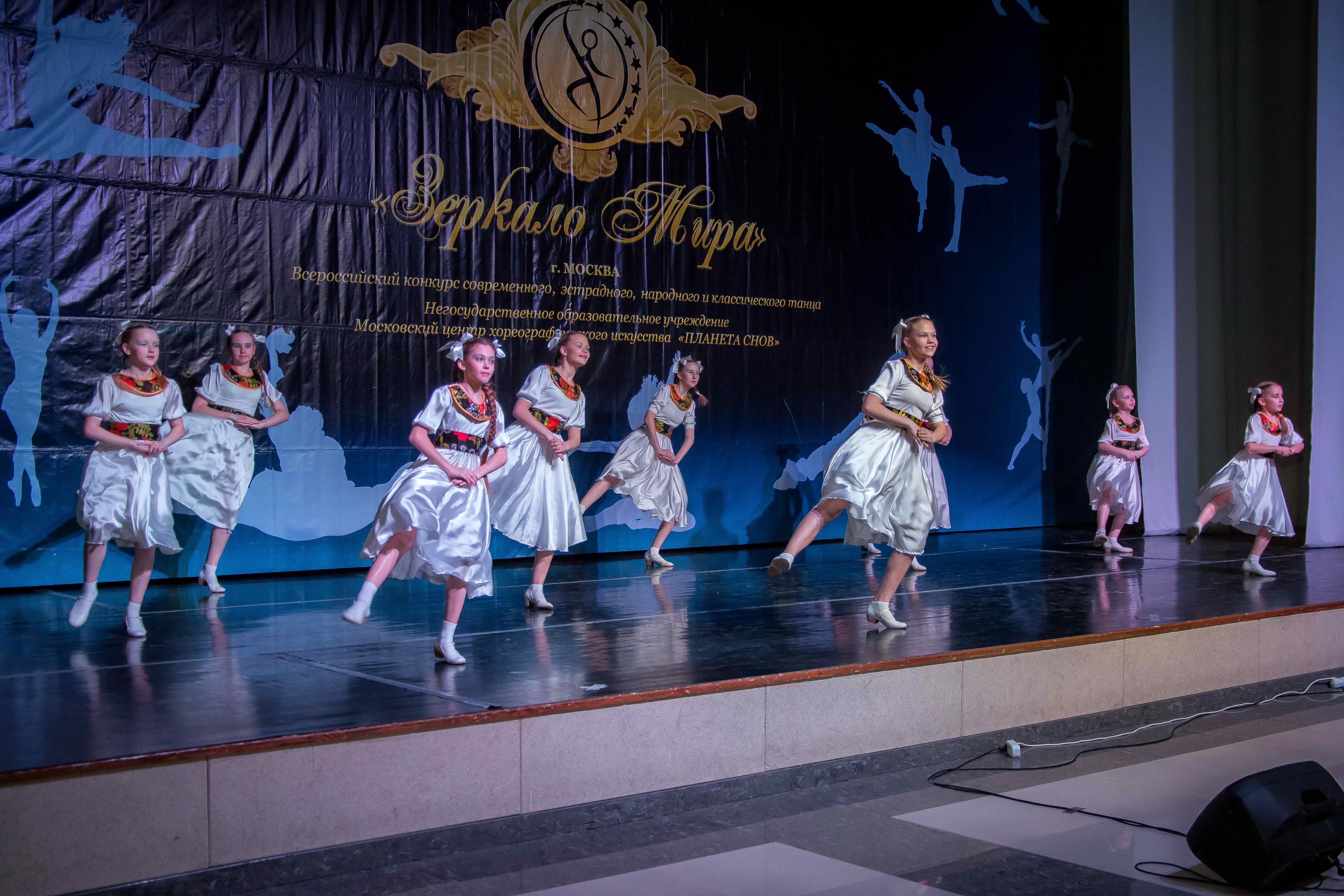 Все эстрадные конкурсы в москве